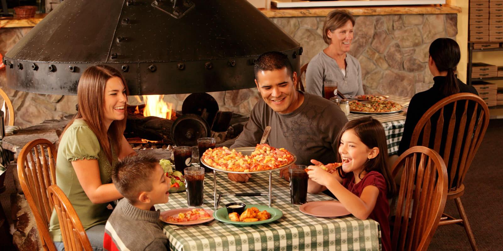 Idaho Pizza Company Family Restaurant Meridian Garden
